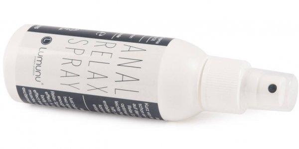 Deluxe Anal Relax Spray (100ml), beruhigendes Anal Entkrampfungsspray für entspannten Analsex (1)